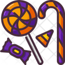 Candy Dessert Halloween Candy Icon