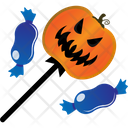 Halloween Candy Icon