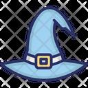 Halloween Cap Hat Horror Hat Icon