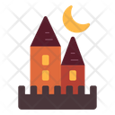 Castle Hunted House Icon