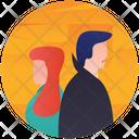 Halloween Couple Icon