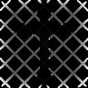 Halloween Cross Icon