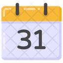 Calendar Yearbook Calendar Date Icon
