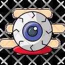 Halloween Eye Horror Scary Icon