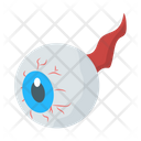 Halloween Eyeball Eye Eyeball Icon