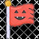 Halloween Flag Icon