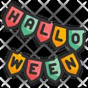 Halloween Garland Icon