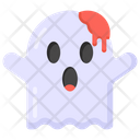 Halloween Ghost Scary Ghost Monster Icon
