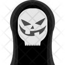 Halloween Ghost Scary Dreadful Icon