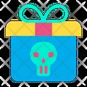 Halloween Gift Icon
