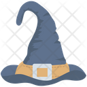 Halloween Hat Halloween Witch Cap Halloween Witch Hat Icon