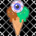 Halloween Ice Cream Icon