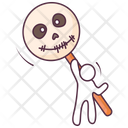 Halloween Lollipop Icon