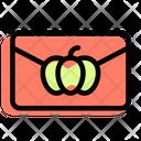 Halloween Mail Icon