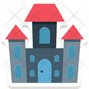 Halloween Mansion Halloween Horror Castle Horror Castle Icon