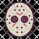 Jason Mask Friday Icon
