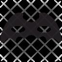 Halloween mask Icon