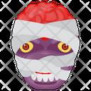 Halloween Mummy Icon