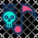 Song Skull Scythe Icon