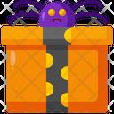 Gift Halloween Present Icon