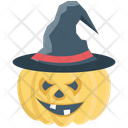 Halloween Pumpkin Scary Dreadful Icon