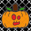 Smile Halloween Scary Icon