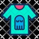 Halloween Shirt Icon