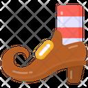 Halloween Shoe Icon