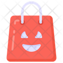 Shopping Shopping Bag Halloween Shopping Icon