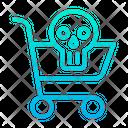 Halloween Shopping Icon