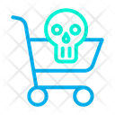 Halloween Shopping Icon