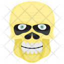 Halloween Skull Skull Death Icon