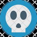 Skull Halloween Skull Halloween Head Icon