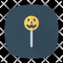 Halloween Skull Ghost Icon