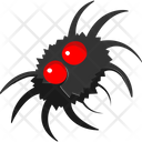 Halloween Spider Spider Web Spider Icon