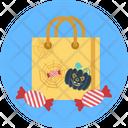 Halloween Tote Bag Bag Halloween Bag Icon