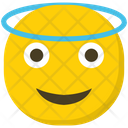 Halo Emoji Icon