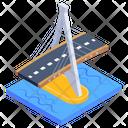 Halogaland Bridge Icon