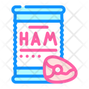 Ham Nutrition Icon