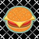 Burger Hamburger Icon