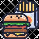 Hamburger Germany Icon