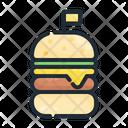Hamburger Food Fast Food Icon