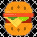 Burger Hamburger Snac Icon