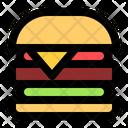 Hamburger Food Burger Icon
