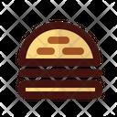 Hamburger Burger Cheeseburger Icon