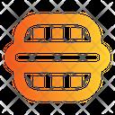 Hamburger Burger Fast Icon