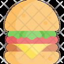 Hamburger Sandwich Burger Icon