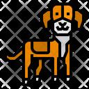 Hamiltonstovare Dog Icon