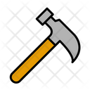 Hammer Anvil Tool Icon