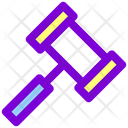 Hammer Justice Hammer Legality Icon
